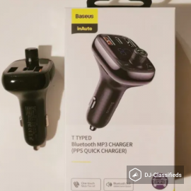 Car charger with FM transmiter