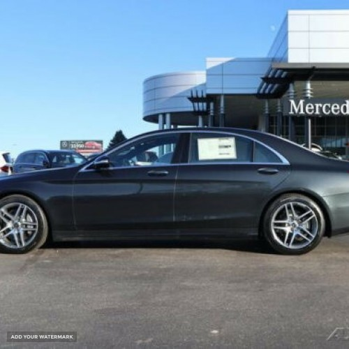 2018 Mercedes-Benz S-Class S 560 Sedan