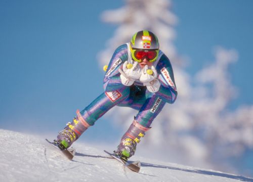 Olympic champion Lindsey Vonn failed to finish the World Cup downhill at Val d'Isere